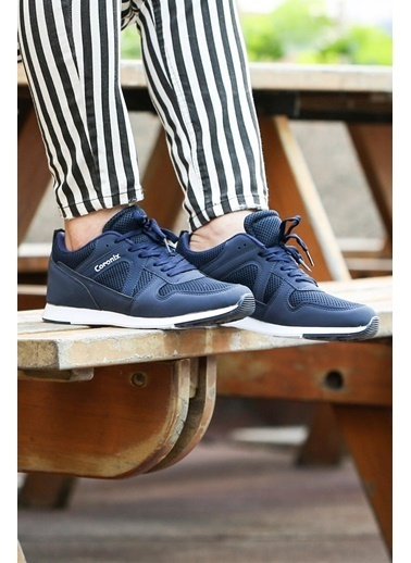 Madmext Sneakers Lacivert